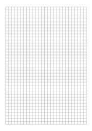 7mm Grid Paper