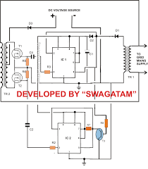 designing a grid tie inverter circuit electronic projects