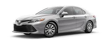 Toyota Camry LE Inventory