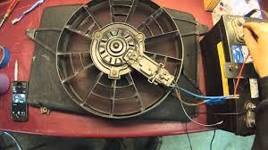 taurus electric fan testing taurus electric fan testing