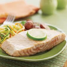 Harriet's Pan Fried Salmon Recipe from ...