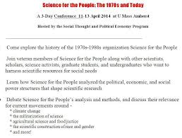dc metro science for the people home page conference link science for the people org