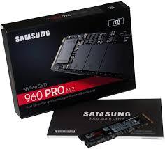 samsung 960 pro 1tb. samsung ssd 960 pro box 1tb