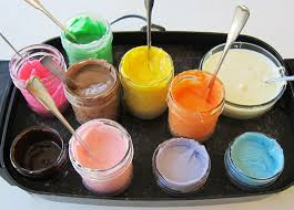 How To Color White Chocolate Or Candy Melts Paint