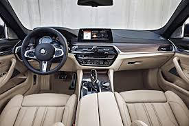 2017 BMW 5 Series Touring arrives as brand's most practical estate ...