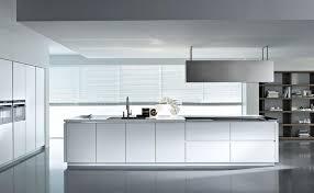 white contemporary kitchen cabinets gloss