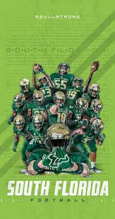 Up That Football Usf