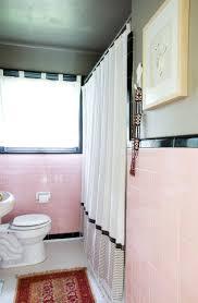 vintage bathroom tile beautiful 68 best pink bathroom ideas images on