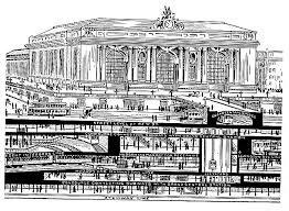 Detail3442png 1770×858  Signage U0026 Wayfinding  Pinterest Grand Central Terminal Floor Plan