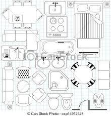 furniture floor plans. simple furniture floor plan csp14912327 plans