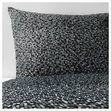 smÖrboll duvet cover and pillowcase s gray thread count 144 inch²