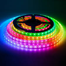Led Lights Sync To Music Us 19 42 32 Off Rgb Led Strip Lights Sync To Music 2m 60 Led Lamp Smd 5050 Waterproof Flexible Strip Lamps Ir Controller Screen Tv Night Light In