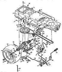 craftsman riding mower parts diagram wiring diagram and