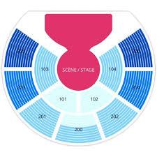 Prototypical The Grand Chapiteau Toronto Seating Chart