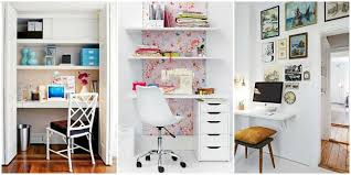 tiny office space. Elegant Decorating Ideas For Small Office Pleasant Tiny Space H