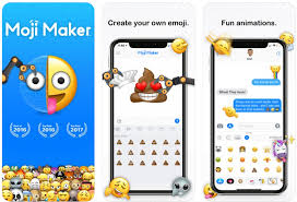 moji maker best emoji apps