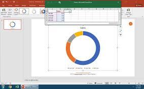 In Microsoft Powerpoint Good Design Determines How To Make Great Charts In Microsoft Powerpoint