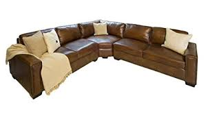 rustic leather sectional.  Sectional Elements Carlyle Top Grain Rustic Leather Sectional Sofas Throughout R