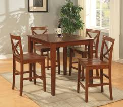 Kitchen Bar Table Pub Table With Chairs Atwood Counter Height Dining Table Set