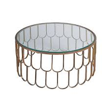 metal coffee table. Amelia Brass Coffee Table - Tables Metal E