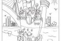 Luxe Kleurplaat Sinterklaas En De Verdwenen Pakjesboot Klupaats