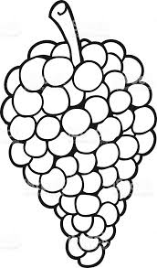 black and white grapes clipart.  Grapes Quads Idu003d6 For Black And White Grapes Clipart E