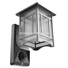 Outdoor Light Fixture Security Camera Homscam Video Security Camera Outdoor Light Security Light With Wifi Camera Smart Lights Monitor And Control From Your Phone View Security Camera