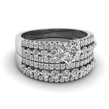 Bridal Sets Buy Custom Designed Wedding Ring Sets Fascinating