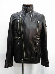 undercoverism under cover ism 07ss cow leather double riders leatherette jacket 7s216 b5 brand
