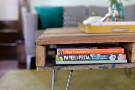20 Best Pallet Ideas To DIY Your Own Pallet Furniture  Page 2 Of Pallet Coffee Table With Hairpin Legs