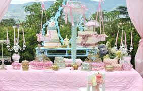 vintage princess party chandelier ideas birthday for 4 year olds