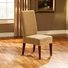 sure fit cotton duck short dining room chair slipcover awesome 18 best dining chair slipcovers images