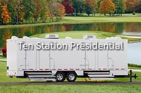 bathroom trailers. Bathroom Trailers