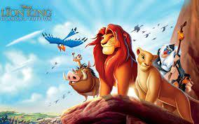 The Lion King Walt Disney Cartoon ...