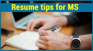Resume Tips Ms Jpg