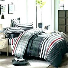 black and white striped bedding grey image inspirations stripe