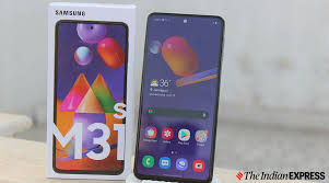Your gateway to the world of samsung explore what you can do with a samsung account. Samsung Galaxy M31s Review