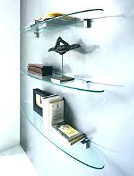glass shelves ikea glass wall shelves long glass shelves glass wall shelves for living room glass