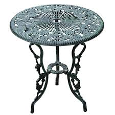wrought iron patio furniture vintage. Furniture:Small Metal Patio Table Andairseap Iron Cast Set For Mosaic Wrought Lowes Furniture With Vintage