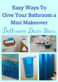 diy bathroom decor ideas. Bathroom Decor Ideas Diy