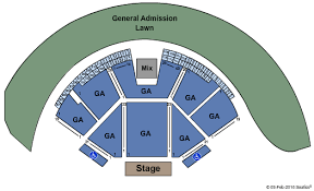 Gorge Amphitheater Seating Chart Cheap Gorge Amphitheatre Tickets