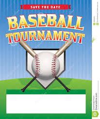 Baseball Fundraiser Flyer Template