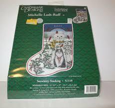 Candamar Designs Embellished Cross Stitch Candamar Designs Embellished Cross Stitch Kit 1990s 1 Listing