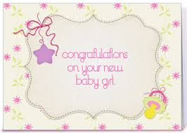 Babygirl Cards Baby Girl Greeting Cards Eleccomp Info