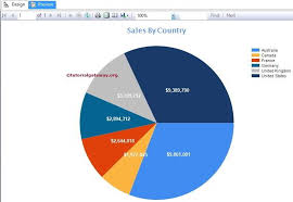 Ssrs Pie Chart Drill Down Drill Through Reports In Ssrs