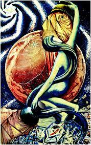Image result for aqariuos  tarot card