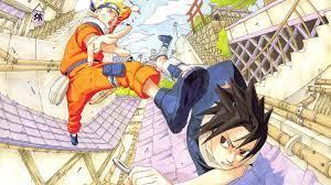Naruto Vs Sasuke 4k Wallpaper High ...