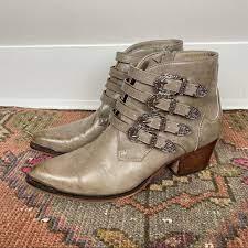 ARider Girl Shoes | Arider Becky Western Ankle Boot 8 Boho Festival |  Poshmark