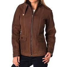 waterproof biker leather jacket for women