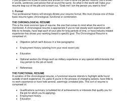 New Resume Format | Clever Design Current Resume Formats 10 Latest ...